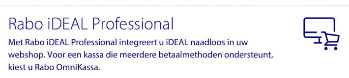 Rabobank ideal