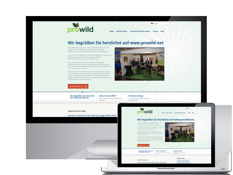 Prowild portfolio