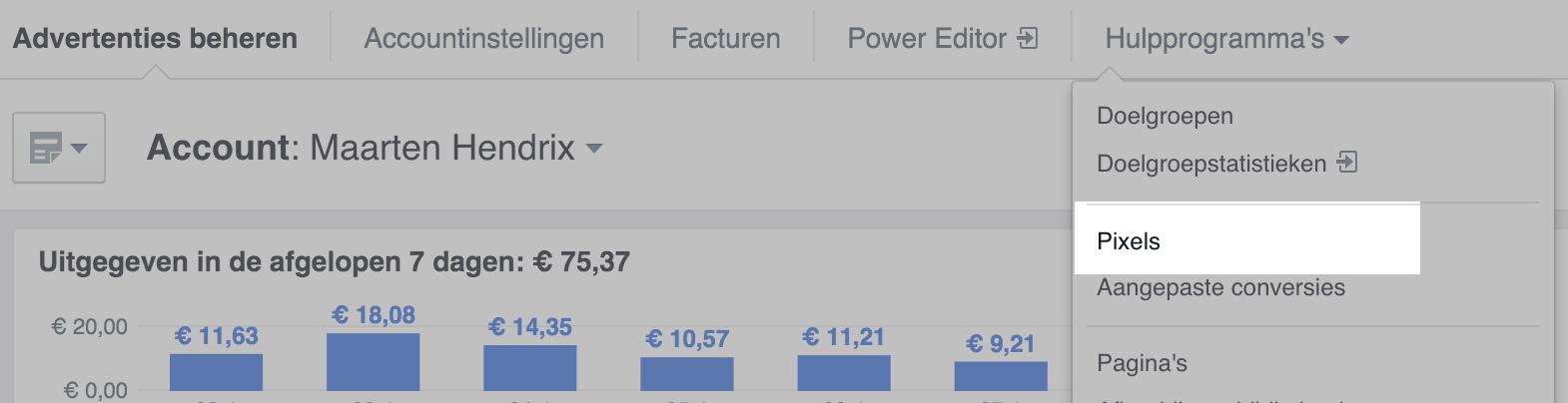 Hoe installeer ik een facebook pixel supersnel online - Hoe een kleedkamer aanmaken ...