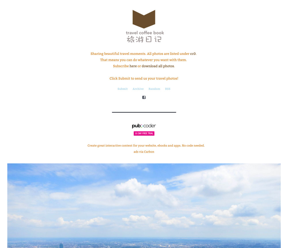 Travelcoffeebook