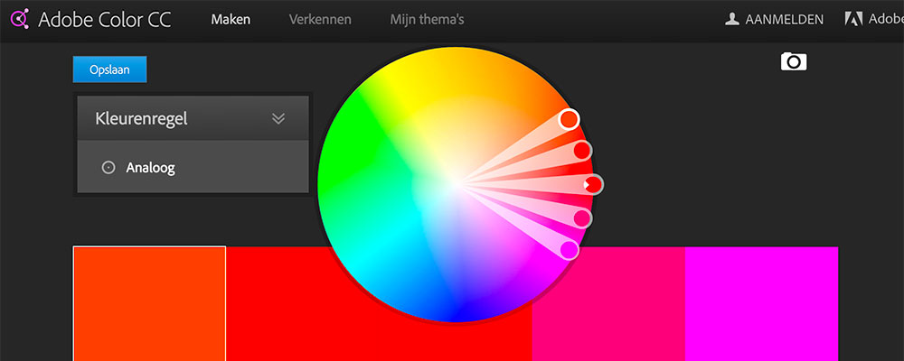 Hoe kleuren kiezen voor je website supersnel online - Het kiezen van kleuren voor een kamer ...