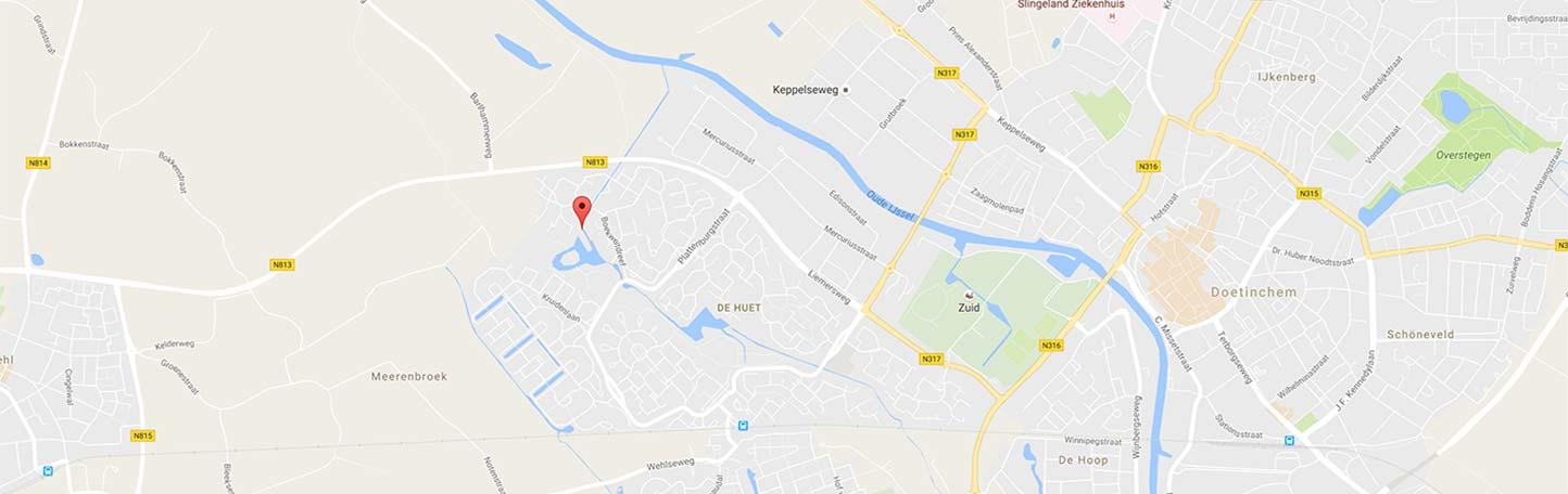 Google maps toevoegen aan je website